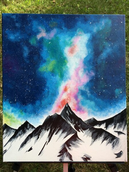 Galaxy Mountain